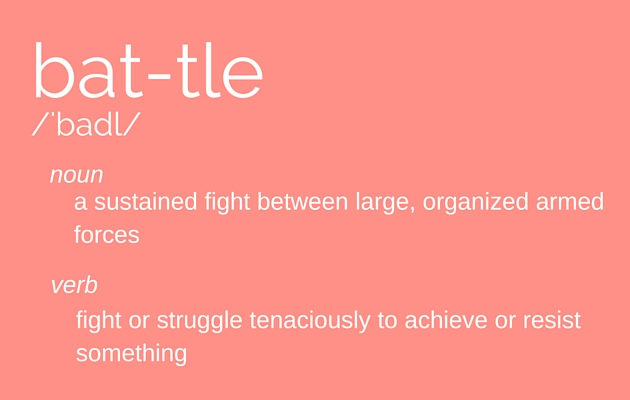 Battle|therescuedletters.com