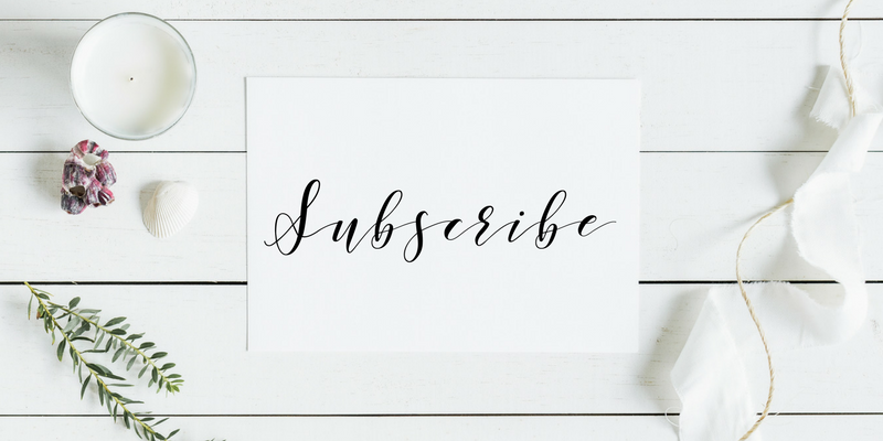Subscribe to The Letters