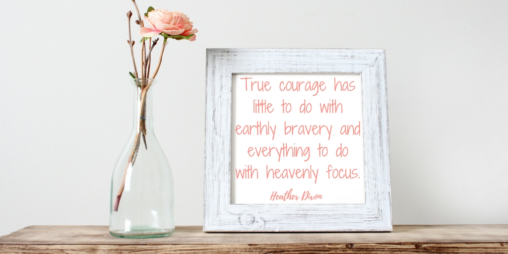 True Courage - Twitter | www.therescuedletters.com