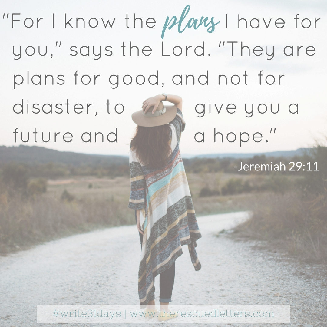 15 Verses That Prove God Has A Plan For Your Life