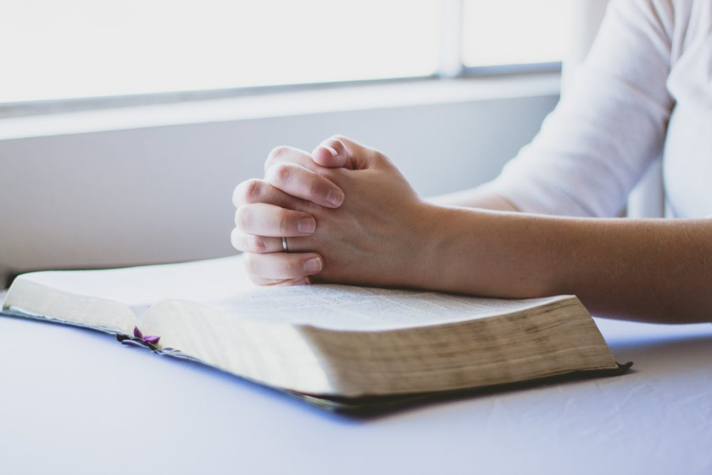 Four Bible Studies to Help You Battle Anxiety