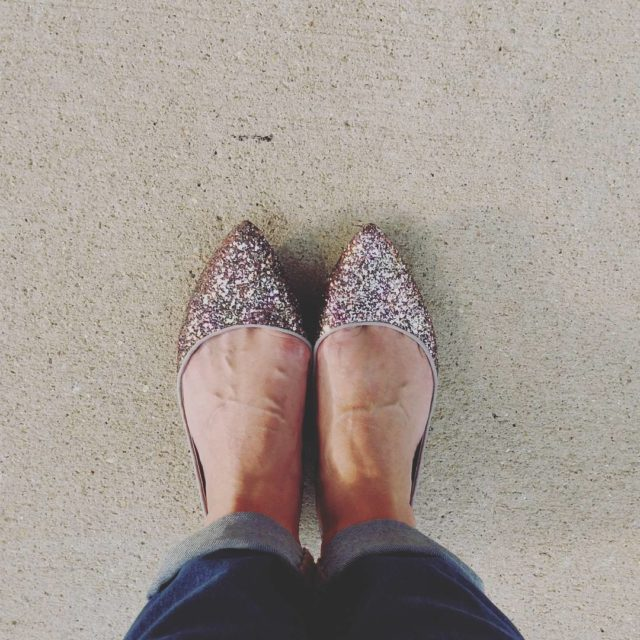Life is short Buy the sparkly shoes   hellip