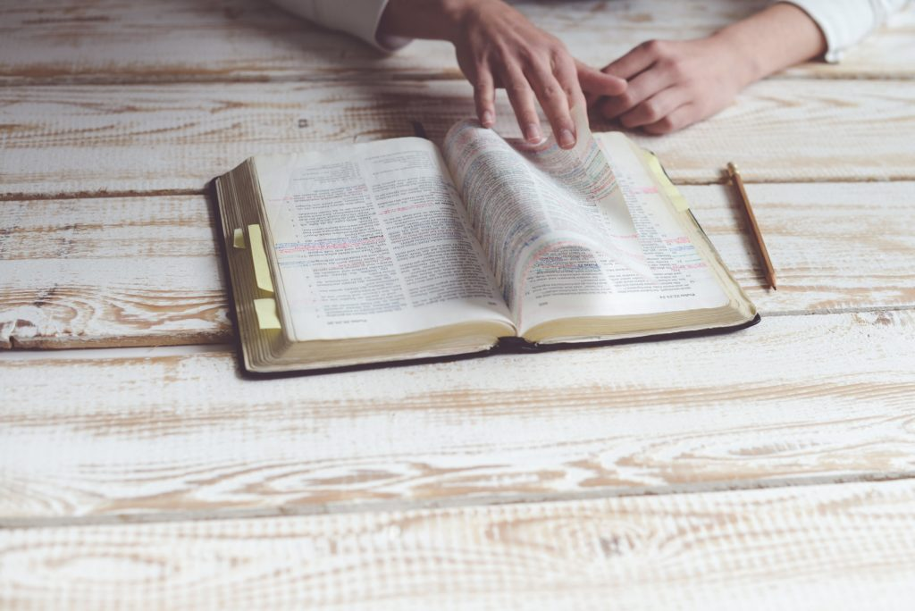 Resources and Tools for Studying the Bible