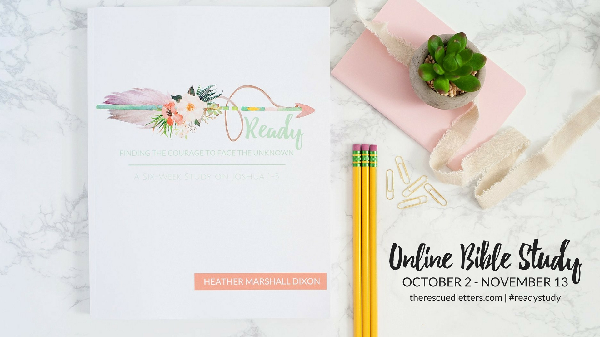 Ready Online Bible Study - www.therescuedletters.com
