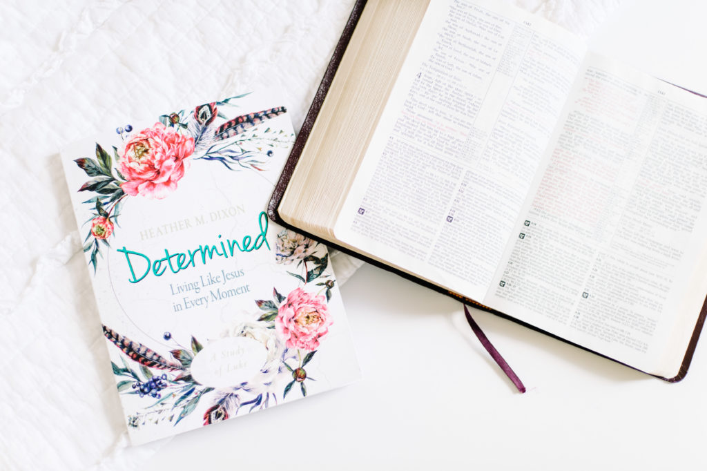 Online Bible Study For Determined Living Like Jesus In